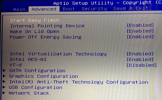 Yosemite 10.10.5 / Windows 10 sur ASUS N550JK avec boot clover Img_0814