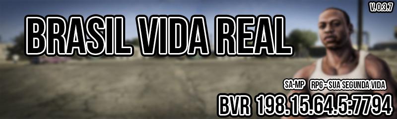Brasil Vida Real - RPG