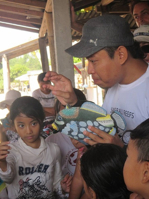 About activities in Yayasan LINI A_1310