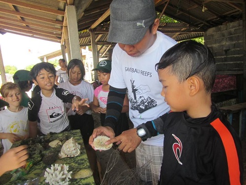 About activities in Yayasan LINI A_1510