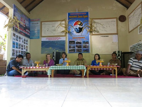 About activities in Yayasan LINI A_310
