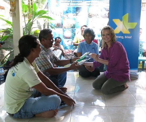 About activities in Yayasan LINI A_710