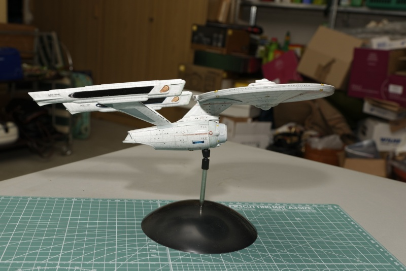 Enterprise 1 : 1000 von Polar Lights _nik1710