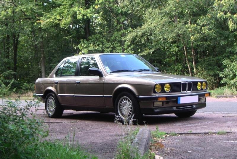 325i E30 cabriolet 325i-810