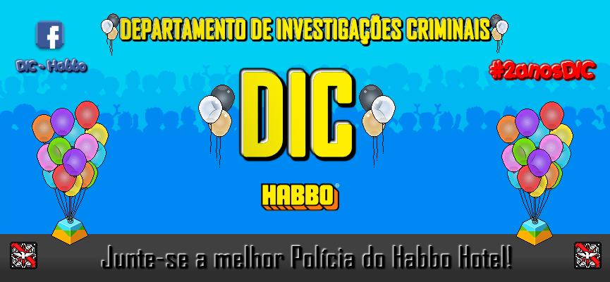 Departamento de Investigação Criminal ®