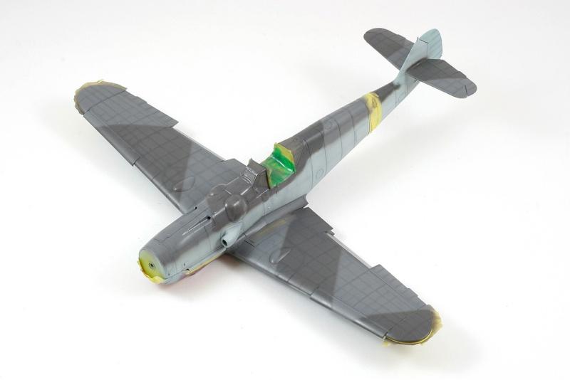 Avion - Bf 109G-6 eduard 1:48 Img_1614