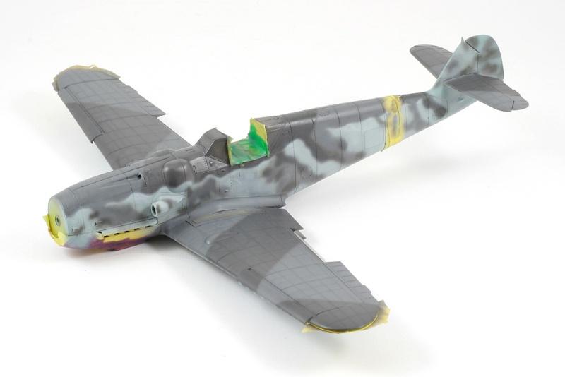 Avion - Bf 109G-6 eduard 1:48 Img_1615