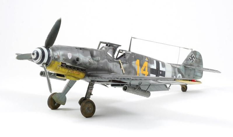 Avion - Bf 109G-6 eduard 1:48 Img_1711