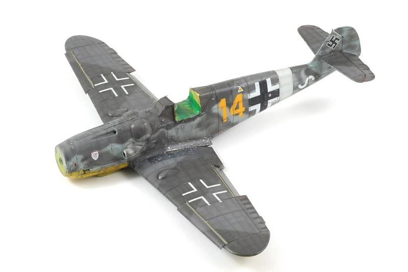 Avion - Bf 109G-6 eduard 1:48 Img_1712