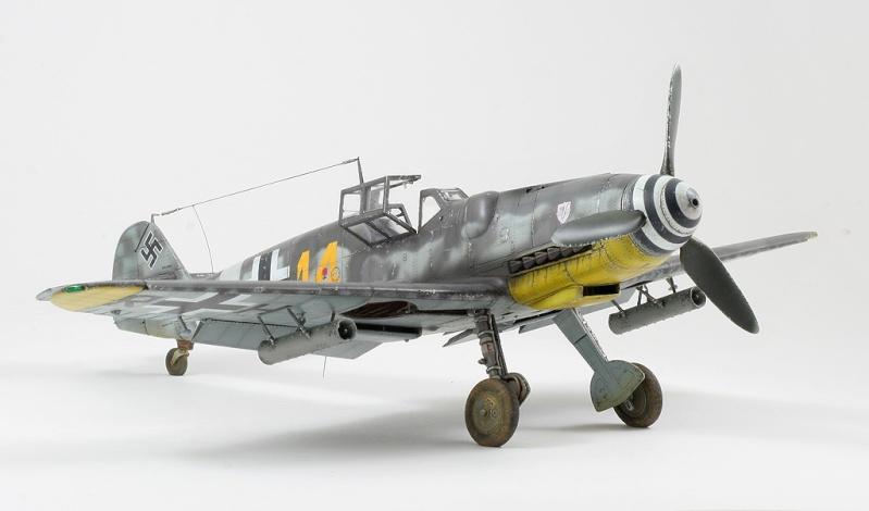 Avion - Bf 109G-6 eduard 1:48 Img_1810