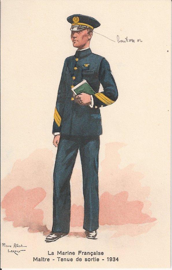 Illustrations Maurice Toussaint avec corrections manuelles  Maitre10