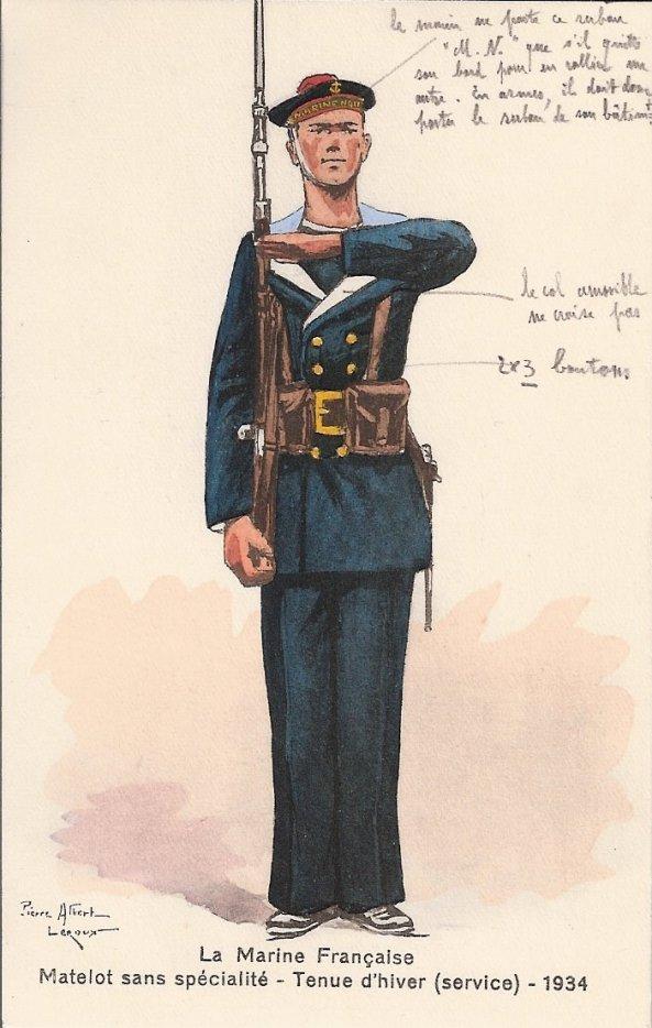 Illustrations Maurice Toussaint avec corrections manuelles Matelo10