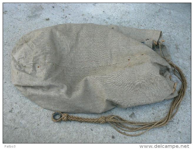 le sac paco Marin WW2 pour illustration Sac110