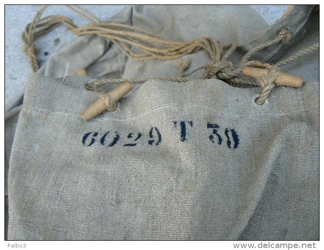 le sac paco Marin WW2 pour illustration Sac310
