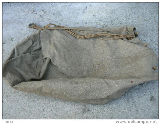 le sac paco Marin WW2 pour illustration Sac410