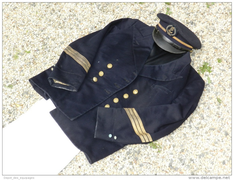 Illustration d'un uniforme de Maître WW2-été pour le pantalon (1939) Unifor10