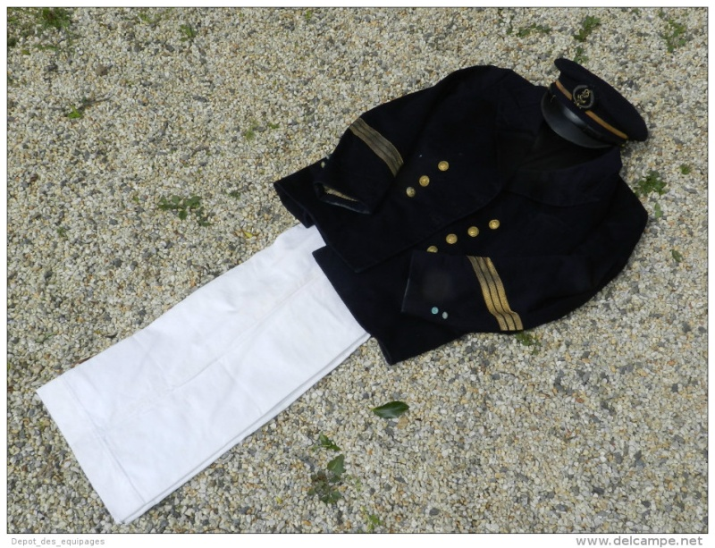 Illustration d'un uniforme de Maître WW2-été pour le pantalon (1939) Unifor14