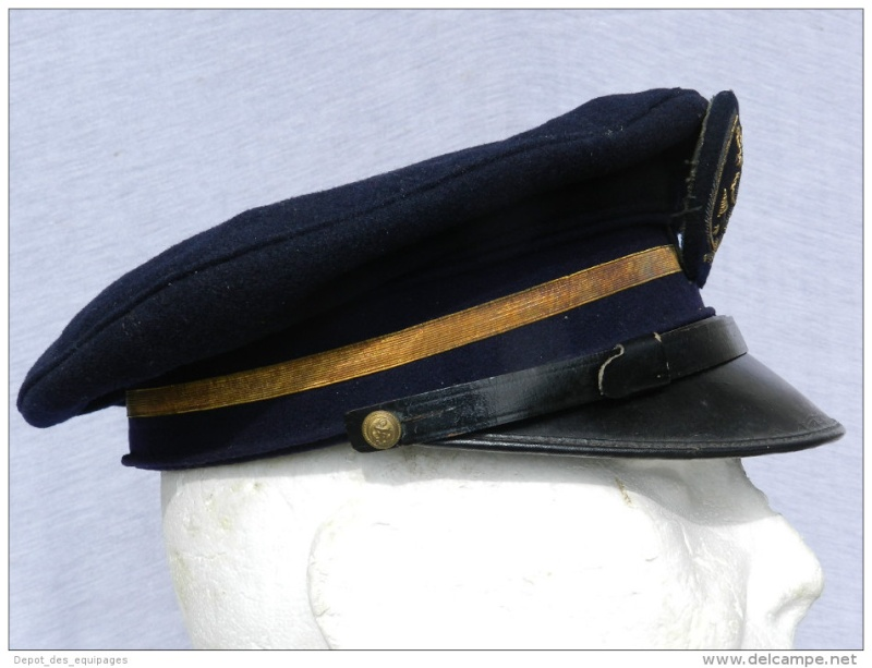 Illustration d'un uniforme de Maître WW2-été pour le pantalon (1939) Unifor16
