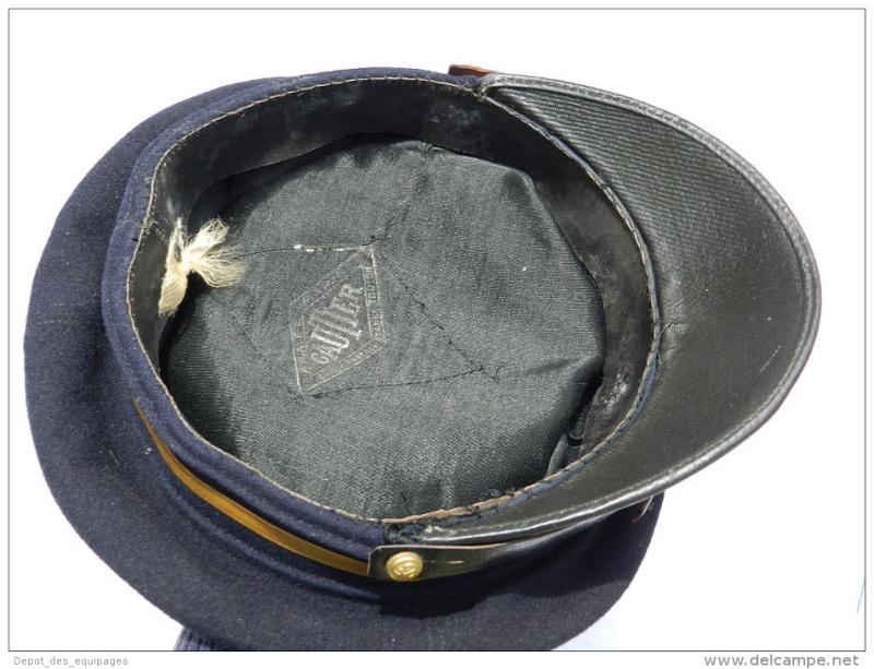 Illustration d'un uniforme de Maître WW2-été pour le pantalon (1939) Unifor17