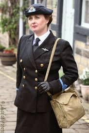 Un uniforme de WRNS Britannique Wren110