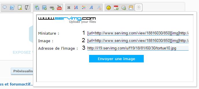 """Tutoriel pour insérer une image """"By Smithz"""" E10"""