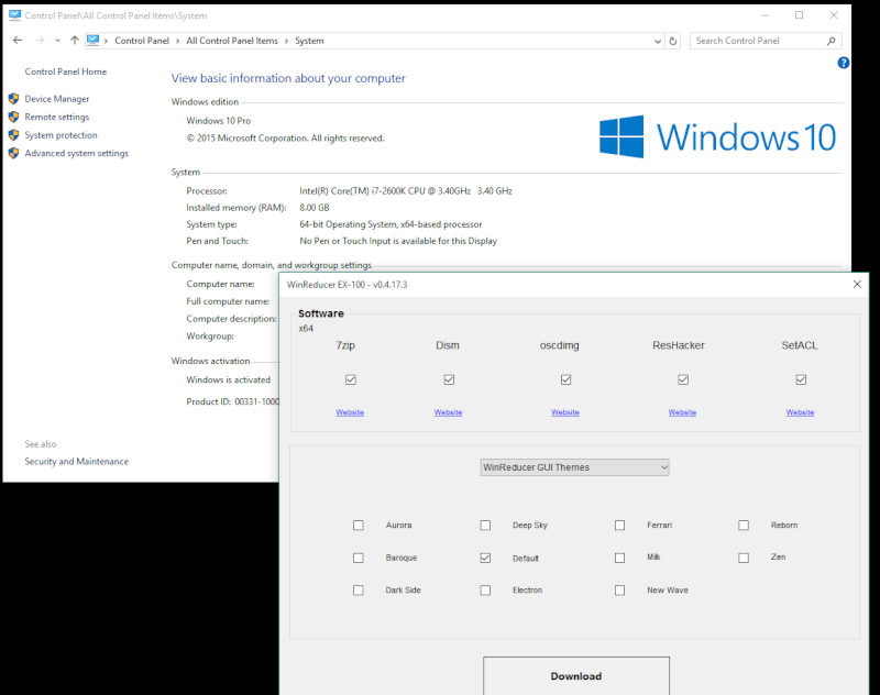 Windows 10 Insiders Builds [ThresHold 2] - Page 2 System10