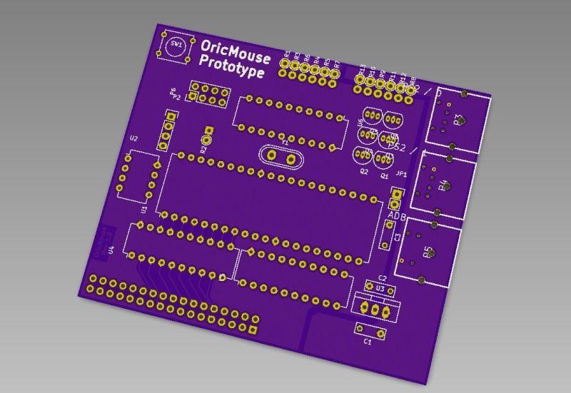 OricMouse - Un adaptateur souris/clavier Oricmo10