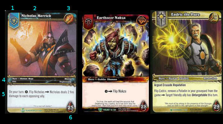 Règles de World of Warcraft TCG Z1_her10