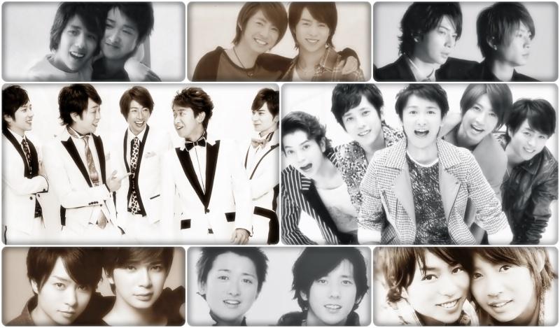 Arashi groupe Cats11