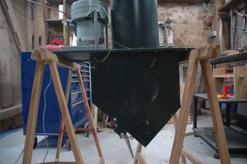 Cyclone à partir d'un aspirateur à granulés de bois : une astuce intéressante ? Dsc_0111