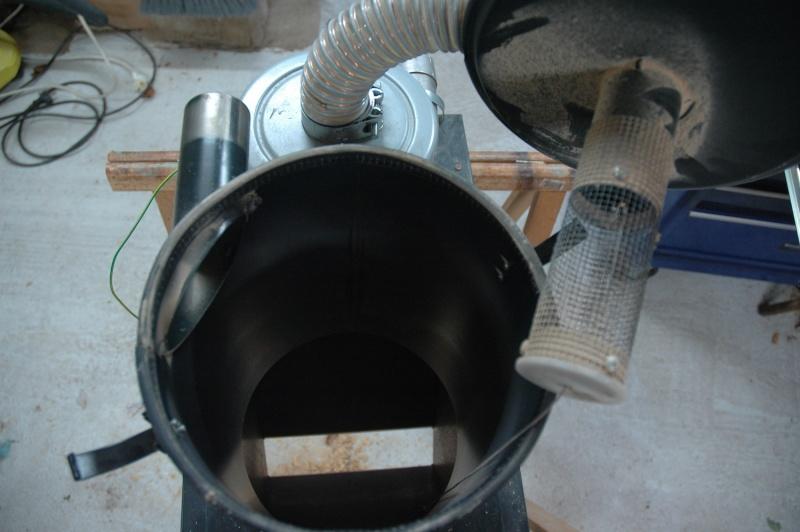Cyclone à partir d'un aspirateur à granulés de bois : une astuce intéressante ? Dsc_0113