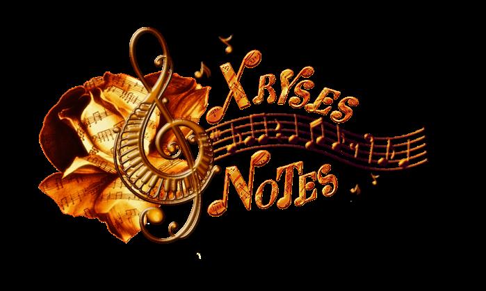 Xryses Notes