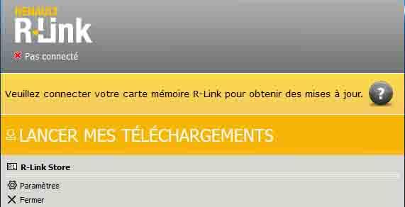 veuillez connecter votre carte SD Carte_10