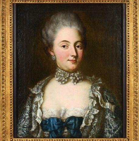 Vente de Souvenirs Historiques - aux enchères plusieurs reliques de la Reine Marie-Antoinette - Page 2 Gabrie10