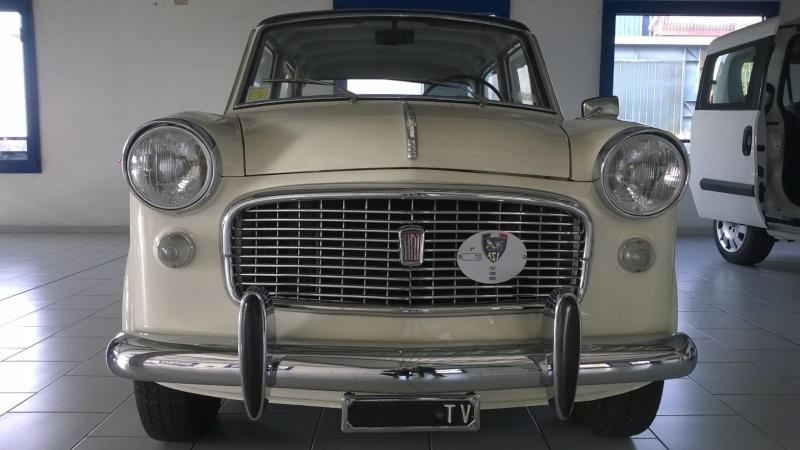 Eccola! Fiat 1200 Granluce 120012