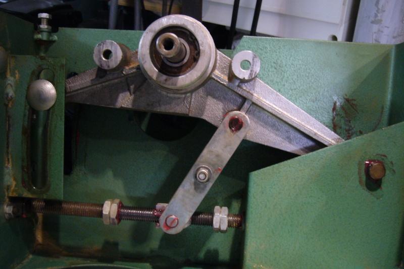 Rénovation scie circulaire Kity 617 P1070012