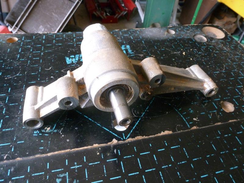 Rénovation scie circulaire Kity 617 P1070414