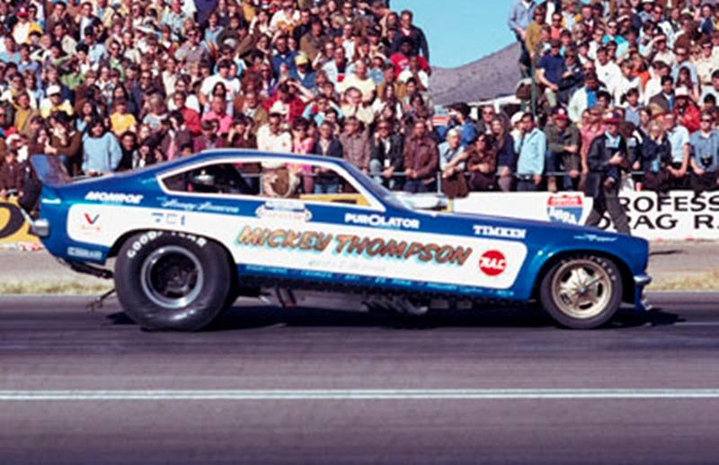 1973 Mickey Thompson Vega Funny Car 11214110