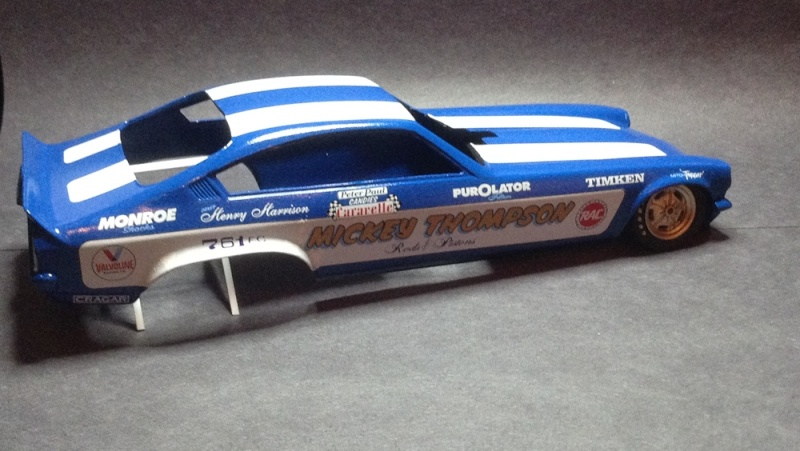 1973 Mickey Thompson Vega Funny Car Zzz10