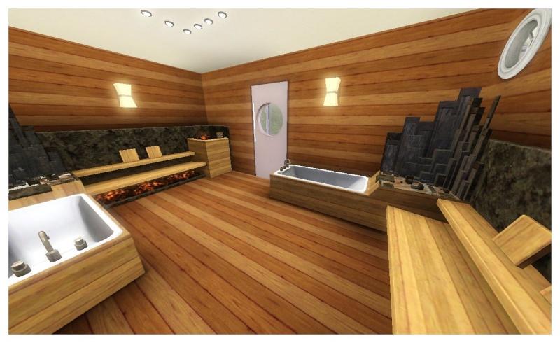 Le bazar de Sunday ! Sauna11