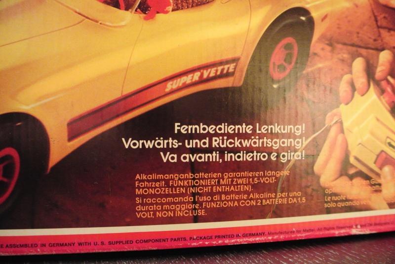 barbie - barbie corvette Star'Vette telecomandata N°1291 del 1979 3_dsc_11