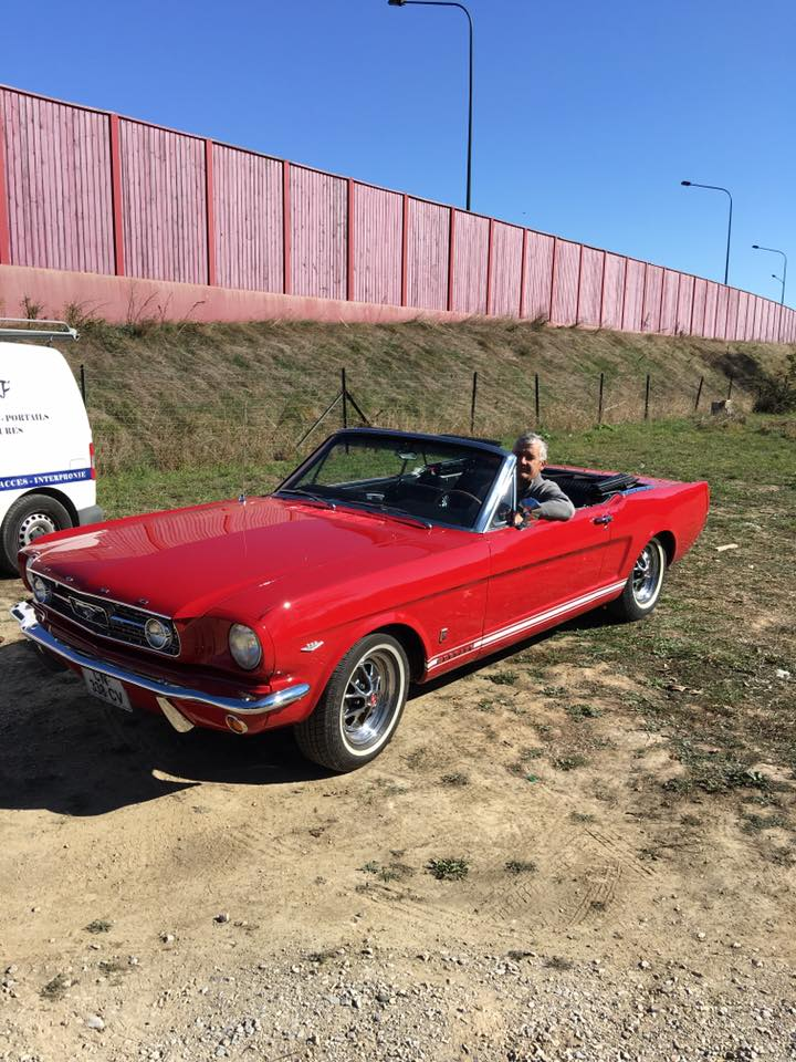Mustang GT 1966 Convertible  12032210