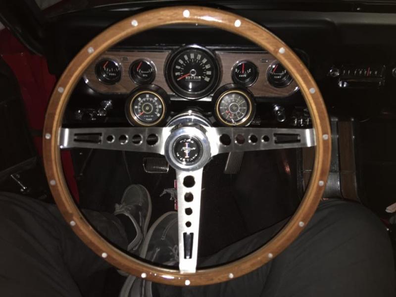 Mustang GT 1966 Convertible  12039610