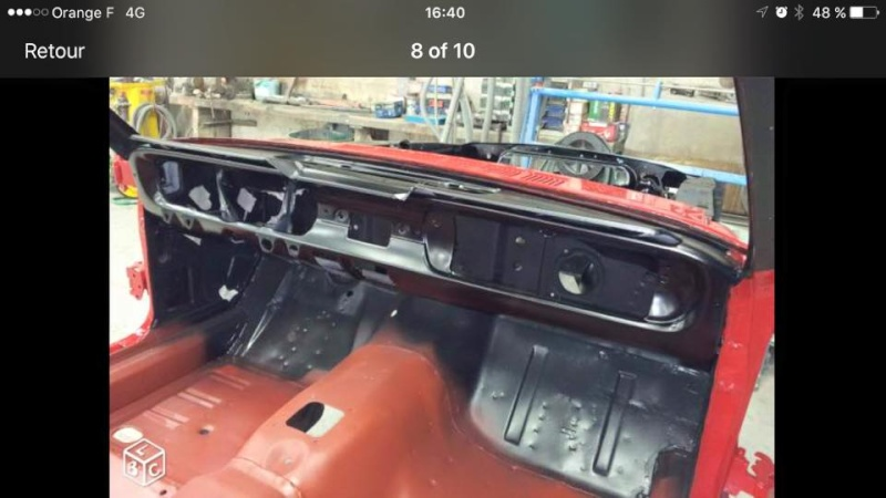 Mustang GT 1966 Convertible  12088312