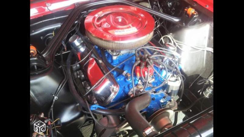 Mustang GT 1966 Convertible  12122810