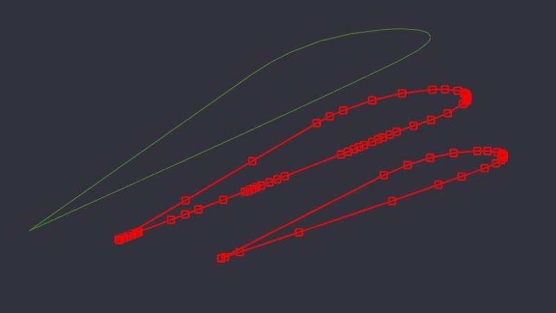 Création d'une pale d'hélice Captur10