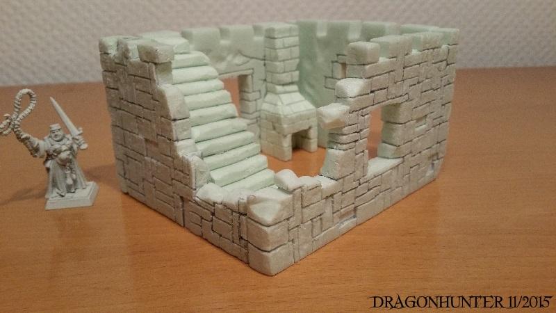 Dragonhunter's Terrain Pieces (WIP) 0210