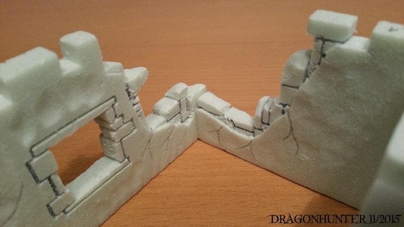 Dragonhunter's Terrain Pieces (WIP) 0410