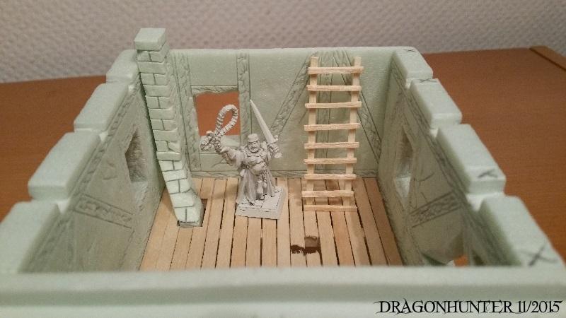 Dragonhunter's Terrain Pieces (WIP) 0710