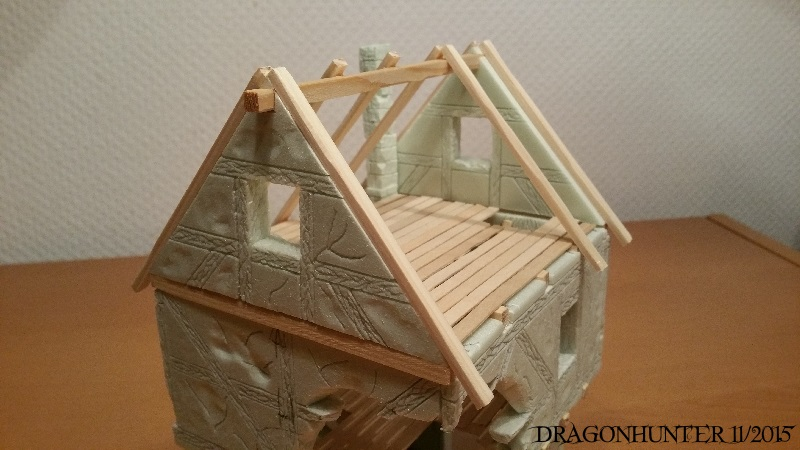 Dragonhunter's Terrain Pieces (WIP) 0810